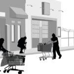Homeless Illustration