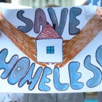 Save the Homelrdd Sign